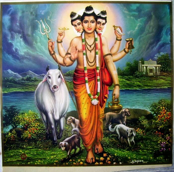 Shiva Quotes Wallpaper Dattatreya Hindu God Wallpapers Download