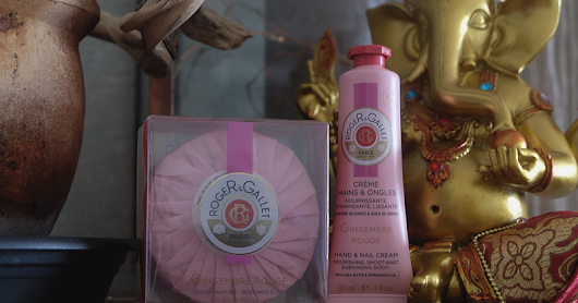 Revue | Gingembre Rouge Roger&Gallet
