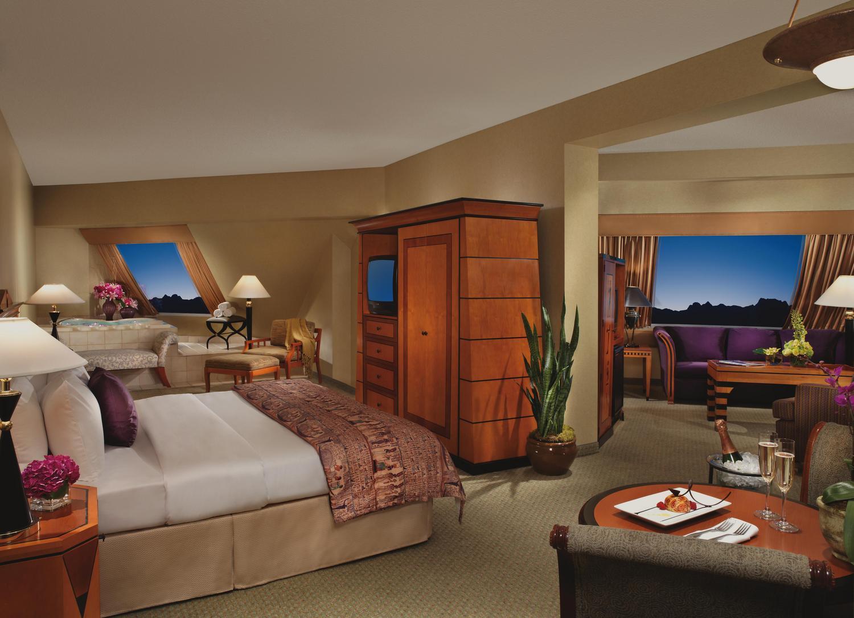 Hotel Luxor Room Vegas