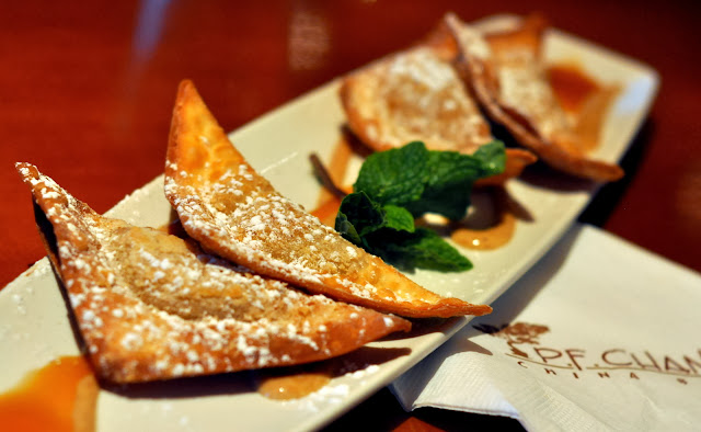 Caramel Apple Wontons - P.F. Chang's - Plymouth Meeting, PA | Taste As You Go