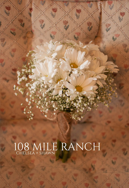 108 MILE RANCH - SWEET BACKYARD WEDDING