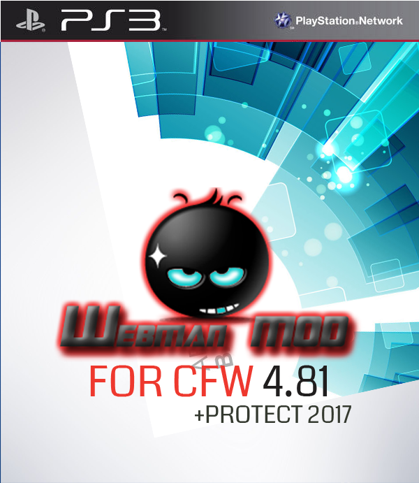WEBMAN for CFW 4 81 2017 Ps4 Exploit Hack, Apps, PS3 CFW