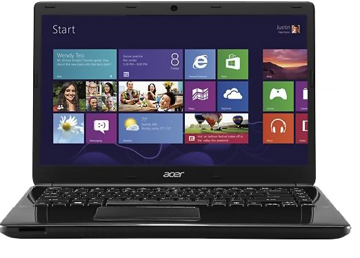 Acer Aspire E1-470 Broadcom WLAN XP