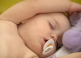 bayi tidur pulas