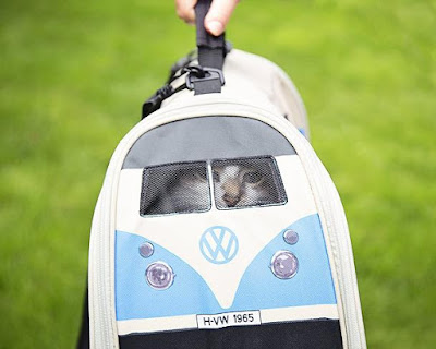 Volkswagen Camper Van Dog/Cat Carrier