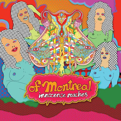 "OF MONTREAL ""my fair lady"", ""it's different for girls"""