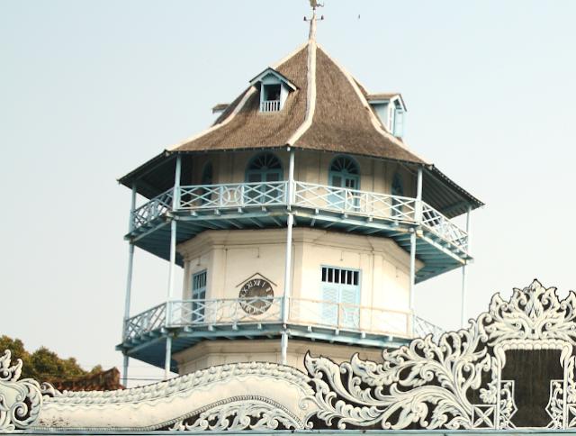 Panggung Songgobuwono of Surakarta Sunanate