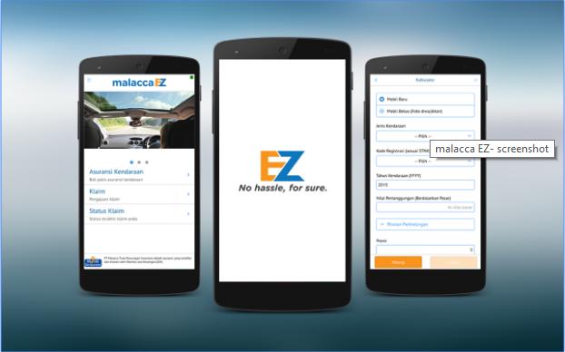 cara claim asuransi online dengan aplikasi