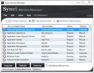 برنامج ServiceManager