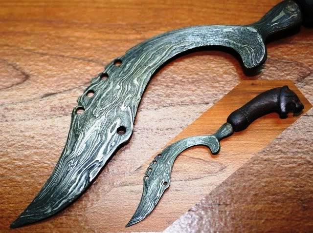Nilai Seni Yang Terkandung Dalam Senjata Tradisional ...