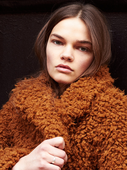 Model Watch: Caitie Greene