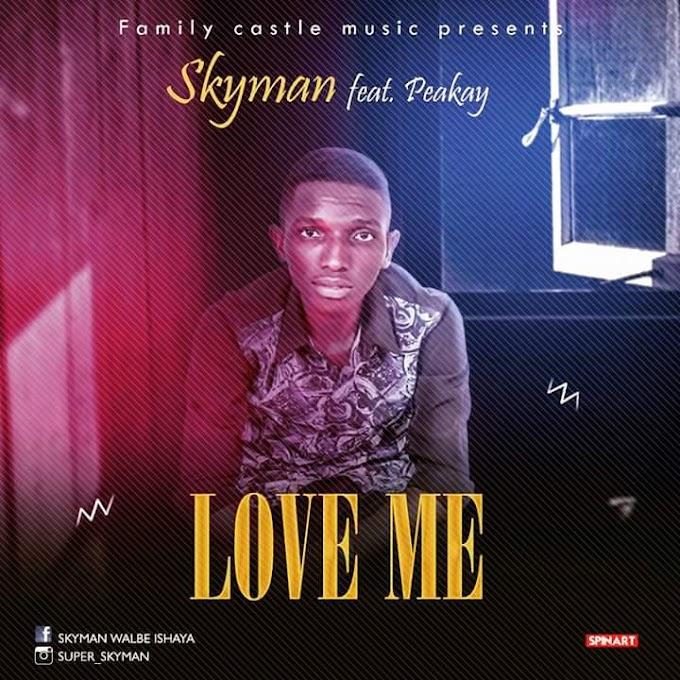 SKYMAN -LOVE ME