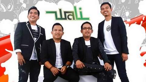 Foto Anggota Band Wali