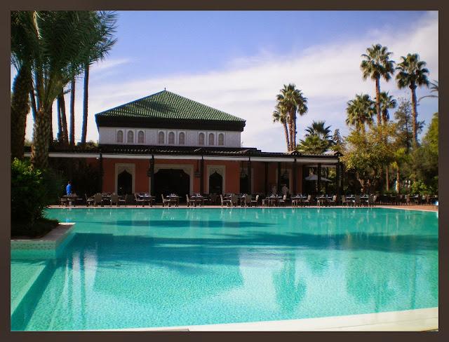 Qué ver en Marrakech jardines Mamounia