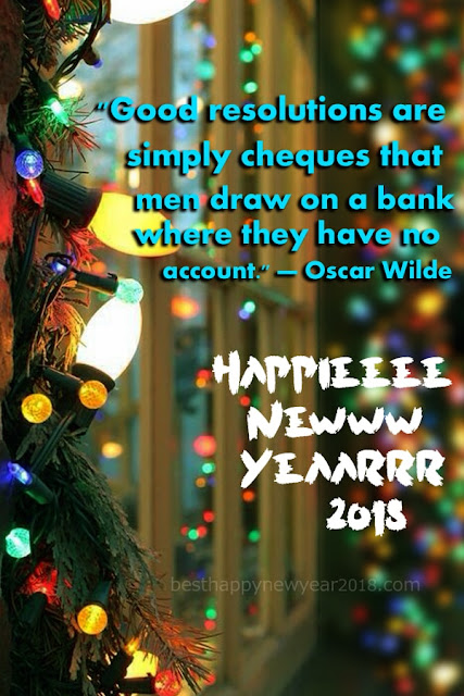 2018 New Year eCards