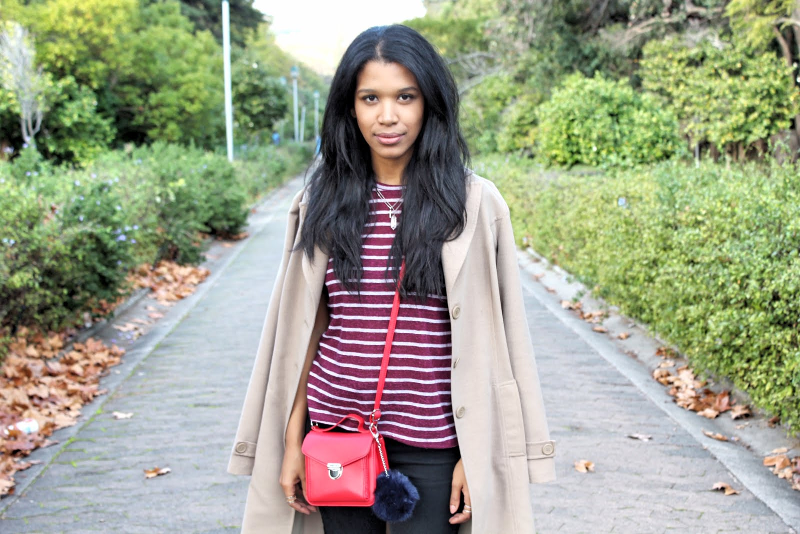 Nicole Norman, Normadic Online, Camel Coat, Sneakers, Cape Town Fashion Blogger, Adidas