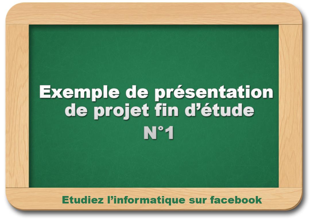 pfe   exemple de pr u00e9sentation powerpoint n u00b01
