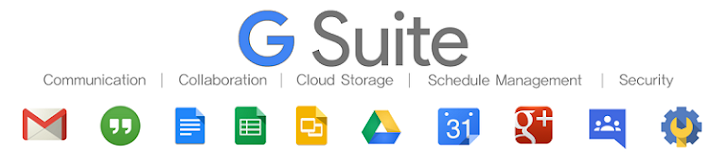 Sign up for G-Suite: 20% Off G-Suite Basic or Business Plans