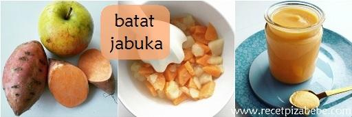 Kasica od batata i jabuke