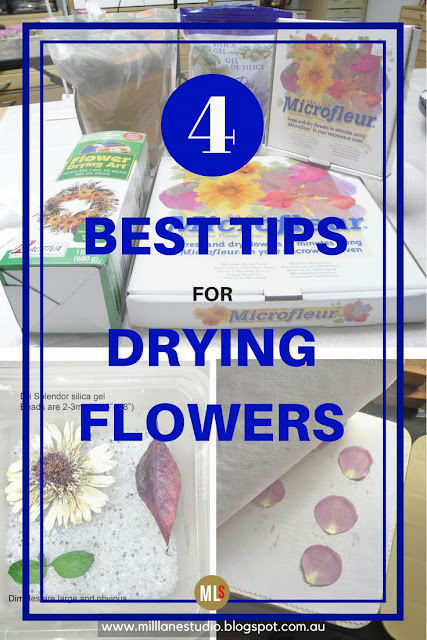 4 best tips for drying flowers inspiration sheet