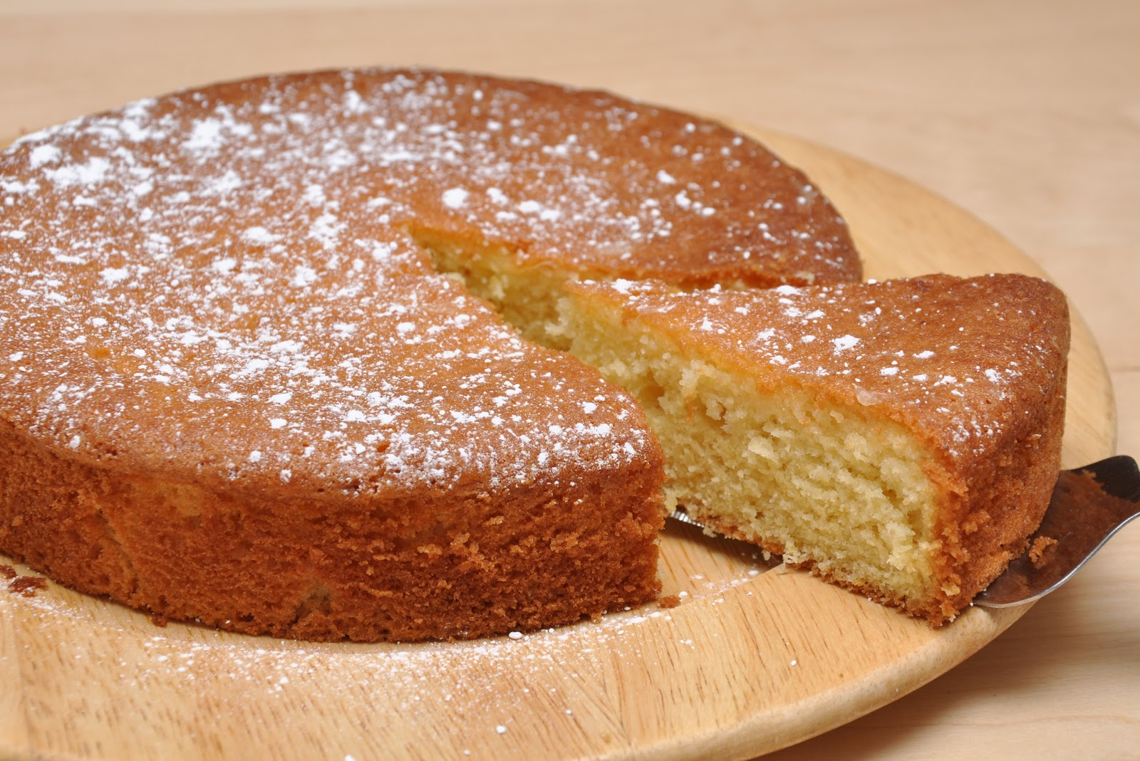 Low Fat Cake Mix Recipes: Kyoko.B Bakes: Low-Fat Lemon Cake: Lemon Drizzle Cake