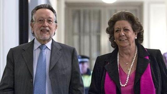 Detienen al exvicealcalde de Valencia Alfonso Grau por la corrupción en el PP