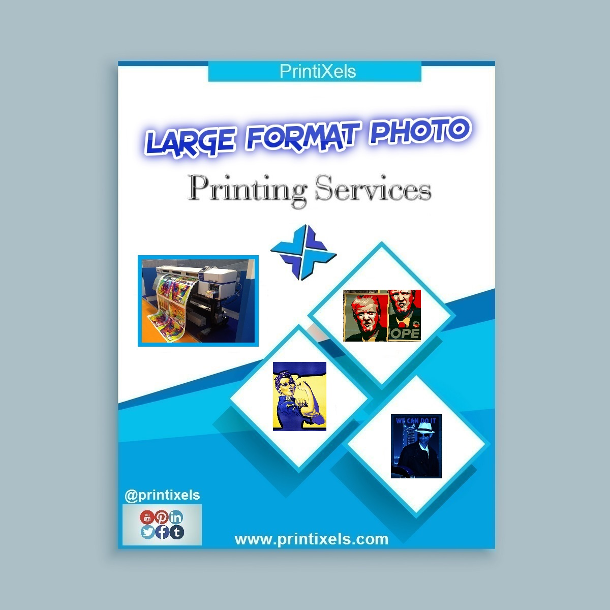 Large Format Photo Printing Services