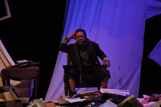 Monolog Sengketa,  karya Afrizal Harun - teraSeni