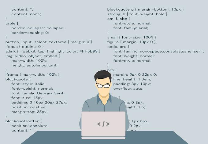 Cara Mereset Template Blogger Agar Blank atau Kosong