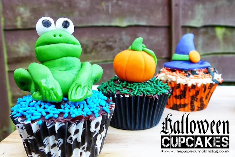 #Halloween #Cupcakes #CraftyOctober