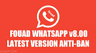 [UPDATE] Download WhatsApp Mod Fouad WhatsApp v8 ANTI-BAN