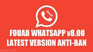 [UPDATE] Download WhatsApp Mod Fouad WhatsApp v8 ANTI-BAN