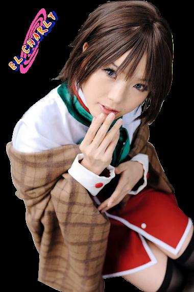 render Shiori Misaka