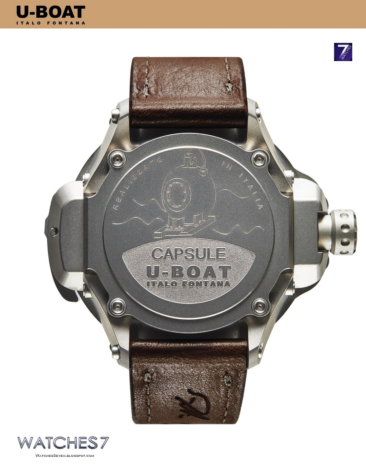 affb5b539eb2 U Boat Classico Watches Ca - cheap watches mgc-gas.com