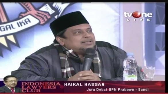 Hambat Kampanye Prabowo, Kubu 01 Tunjukkan Kepanikan