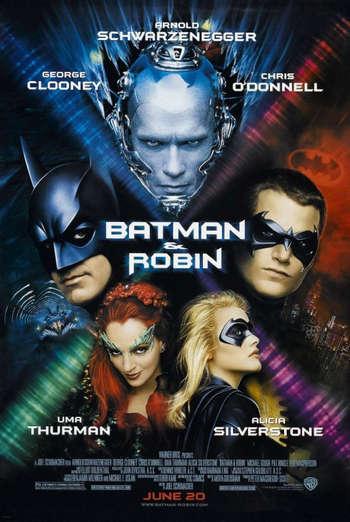 Batman and Robin ( 1997 ) แบทแมน & โรบิน