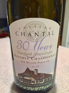 2016 Chateau Chantal Vineyard Reserve Chardonnay