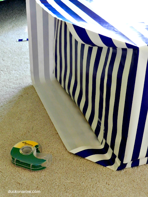 how to wrap a Rockabye Rocker #toys #baby