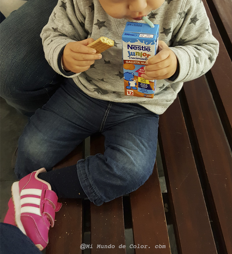 leches para bebes en creciemiento
