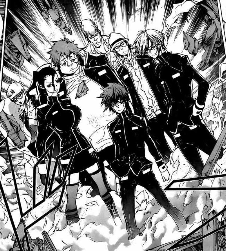 [Recomendación Manga] Katekyo Hitman Roborn: Arco Familia