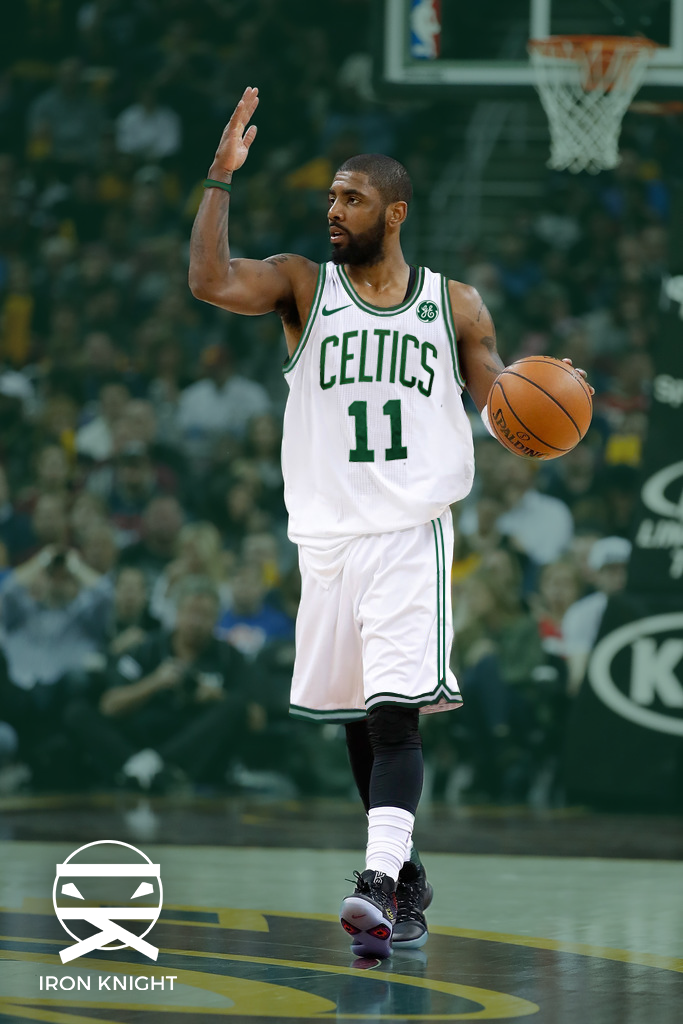 2K Mods by Iron Knight  Kyrie Irving Celtics Player Portrait for NBA ... c8c388027