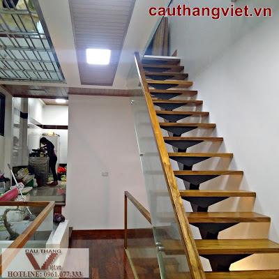 Tong hop 50 mau cau thang sat xuong ca dep cao cap nam 2019