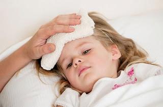 Dấu hiệu bệnh viêm amidan hốc mủ ở trẻ em