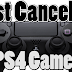 Top 5 Best PS4 Games You Will Never Get To Play (Best Cancelled PS4 Games).