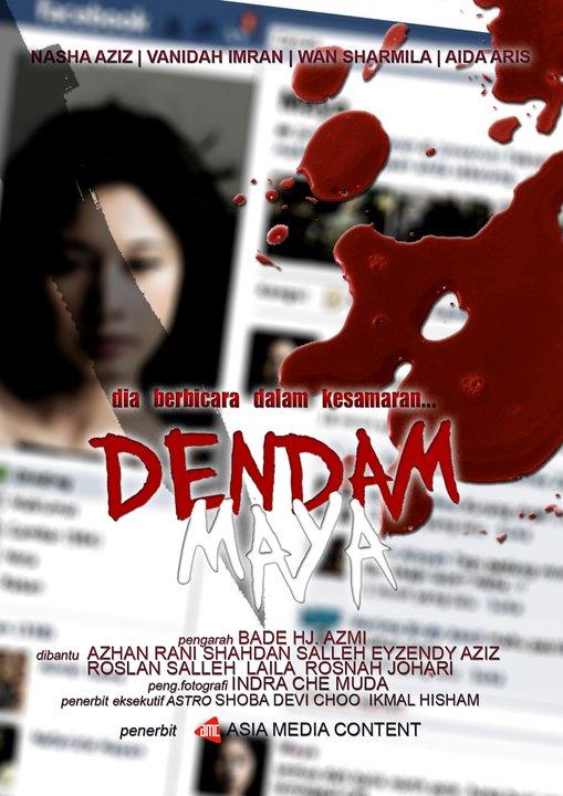 Gambar Telefilem Dendam Maya, Sinopsis telefilem Dendam Maya siaran Astro, pelakon filem Dendam Maya