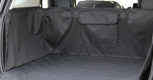Innx non-slip quilted Waterproof cargo liner cover