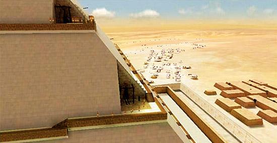 Grande segredo da contrução de pirâmides pode ter sido revelado - Capa 2