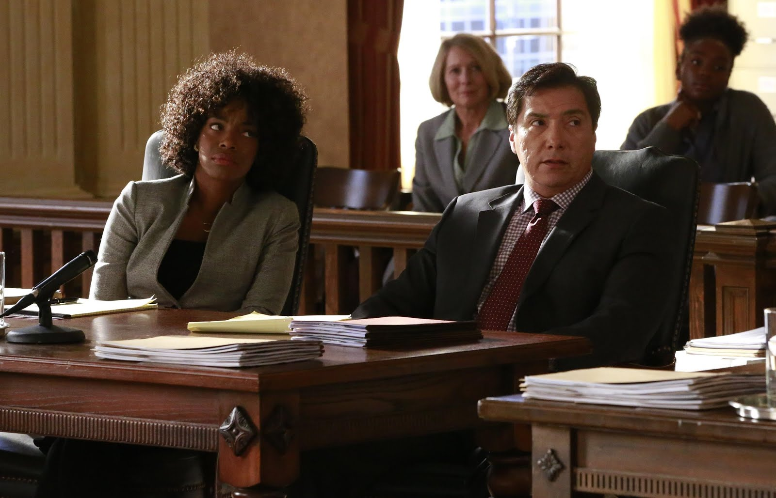 Atwood y Denver en los juzgados