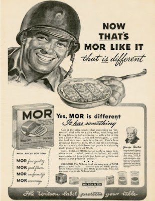 MOR -- Yes, More is different. It has something.