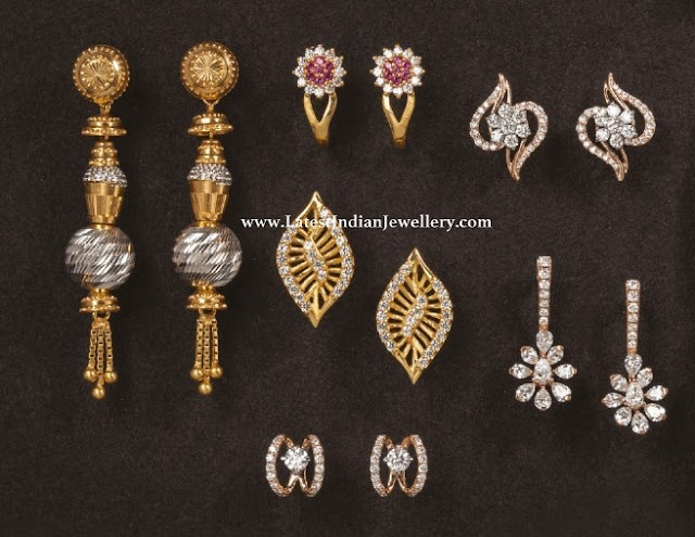 Daily Wear Earrings Collection